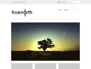 truenorth.myshopify.com screenshot