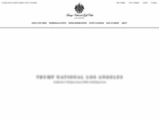 trumpnationallosangeles.com screenshot