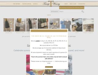 trumpwinery.orderport.net screenshot