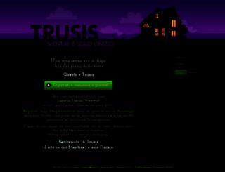 trusis.altervista.org screenshot