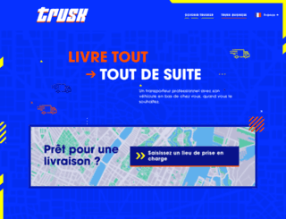 trusk.com screenshot