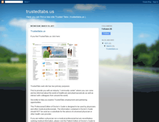 trustedtabsus.blogspot.com screenshot