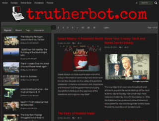 trutherbot.com screenshot