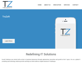 truzoft.com screenshot