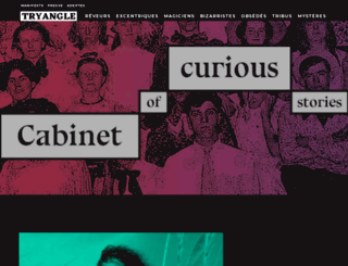 tryangle.fr screenshot