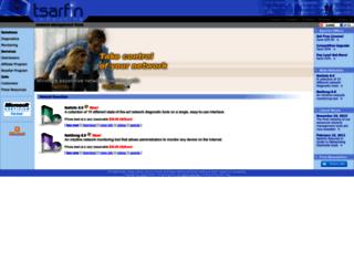 tsarfin.com screenshot