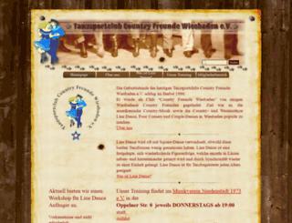 tsccfw.de screenshot