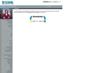 tsd.dlink.com.tw screenshot