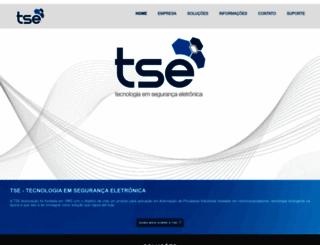 tse.com.br screenshot