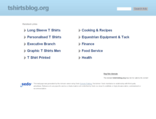 tshirtsblog.org screenshot