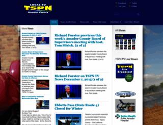 tspntv.com screenshot