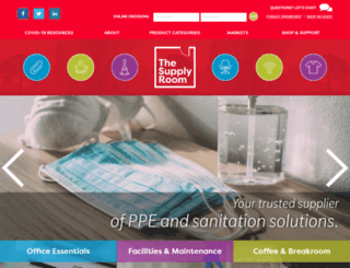 tsrcinc.net screenshot