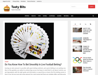 tstastybits.com screenshot