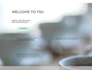 tsumatic.com screenshot