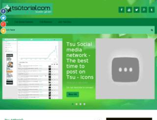 tsutorial.com screenshot