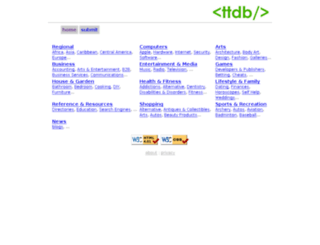ttdb.net screenshot