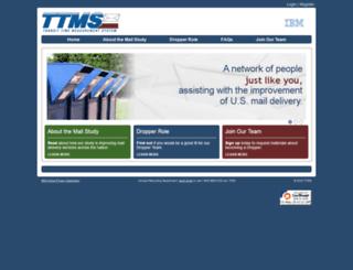 ttmsdropper.com screenshot