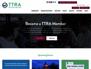 ttra.com screenshot