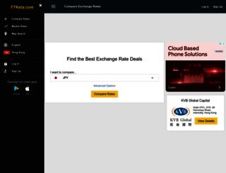 ttrate.com screenshot