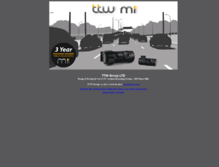ttwgroup.co.uk screenshot
