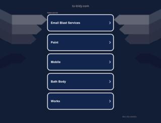 tu-bidy.com screenshot
