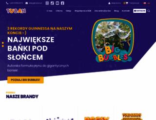 tuban.pl screenshot