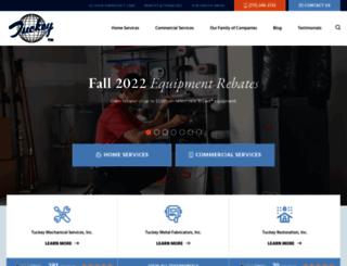 tuckey.com screenshot