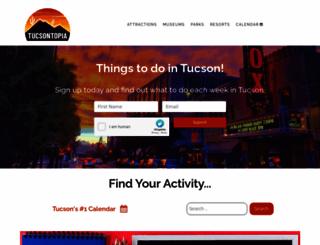 tucsontopia.com screenshot