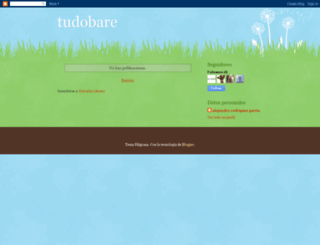 tudobare.blogspot.com screenshot