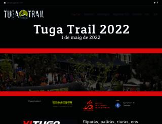 tugatrail.com screenshot