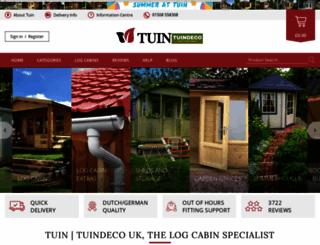 tuin.co.uk screenshot