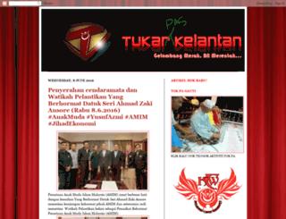 tukar-kelate.blogspot.com screenshot