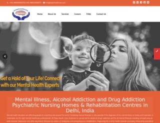 tulasihealthcare.com screenshot