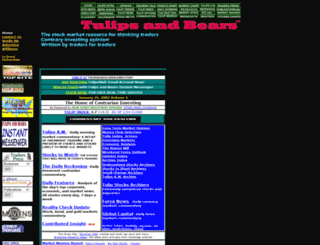 tulipsandbears.com screenshot