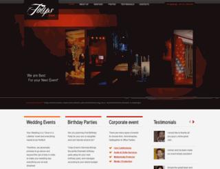 tulipsevent.com screenshot