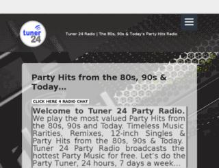 tuner24.com screenshot