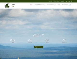 tunturimaraton.fi screenshot