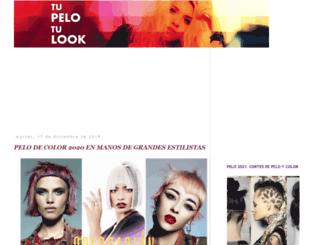 tupelotulook.com.ar screenshot