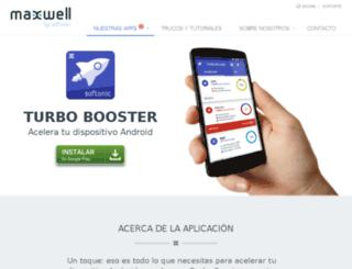 turbo-booster.com screenshot