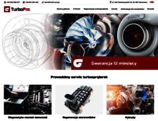 turbo-pro.pl screenshot