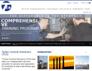 turbocontrolsolutions.com screenshot