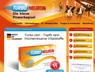 turboneuron.com screenshot