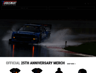 turbosmart.com screenshot