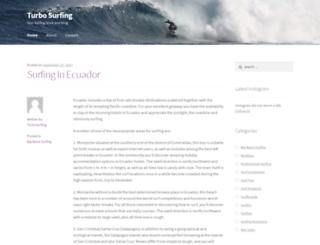 turbosurfing.com screenshot