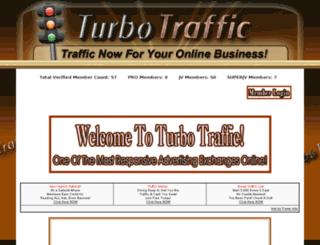 turbotraffic.org screenshot