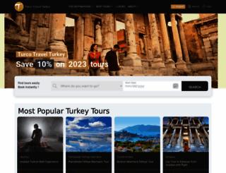 turcotravel.com screenshot