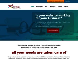 turekdesign.com screenshot