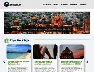 turespacio.com screenshot