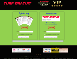 turf-gratuit.net screenshot