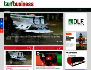 turfbusiness.co.uk screenshot